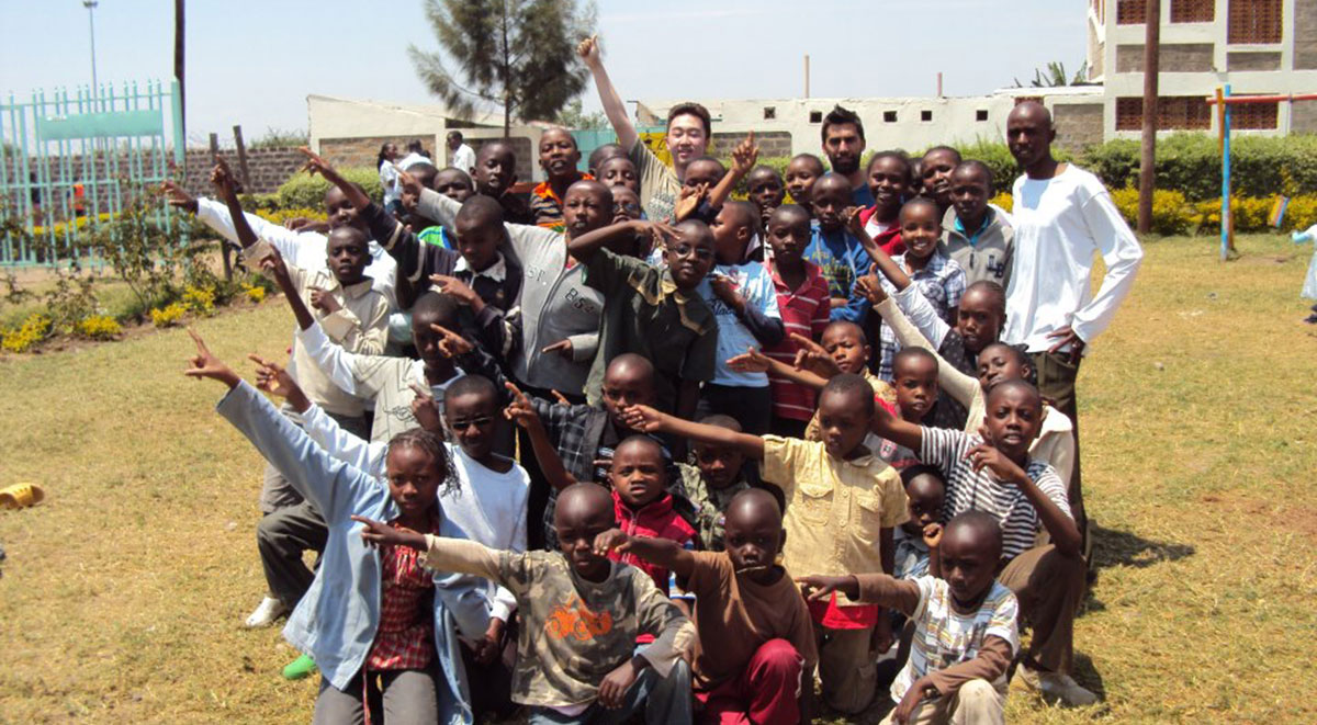 Mash Volunteers